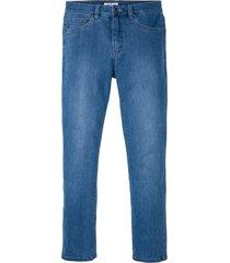 jeans elasticizzati ultra morbidi classic fit straight (blu) - john baner jeanswear