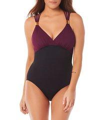 phantom horizon one-piece swimsuit
