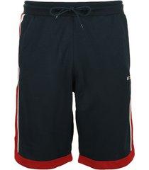 korte broek tommy hilfiger mesh basketball short