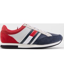 tommy hilfiger sneakers retrò color block