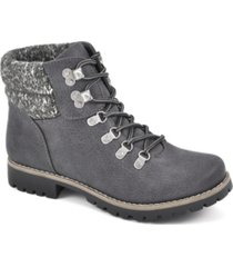 cliffs by white mountain women's pathfield lace-up bootie women's shoes
