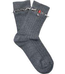 benedict short socks
