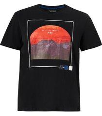 t-shirt jcoscape ss tee crew neck ps