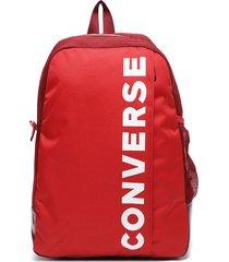 mochila speed 2 rojo converse