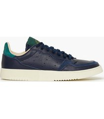 adidas originals supercourt sneakers navy