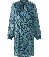 jurk met lange mouwen van uta raasch multicolour