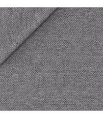 giacca da uomo su misura, marzotto, grigio fumo, quattro stagioni