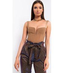 akira got you trippin mesh corset top