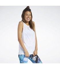 top reebok sport burnout tanktop