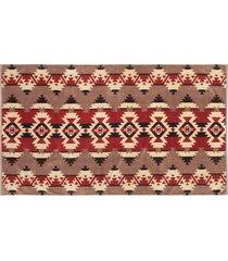 pendleton woolen mills oversized jacquard beach towel - mountain majesty xb233-55060