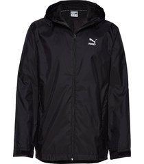 classics windbreaker fz outerwear sport jackets svart puma