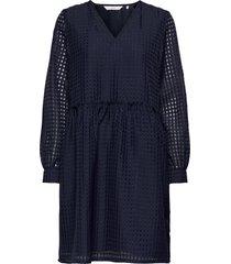 nubahia dress kort klänning blå nümph