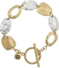 the sak toggle bracelet