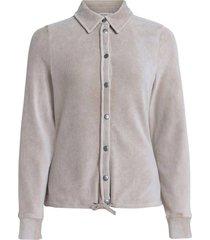 blouse corduroy beige