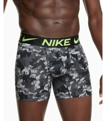 nike men's luxe cotton modal single boxer brief