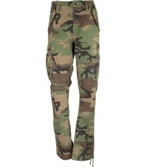 ralph lauren classic tapered fit cargo trouser