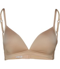 bras wireless lingerie bras & tops bra without wire beige esprit bodywear women
