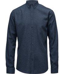 desert shirt overhemd business blauw les deux