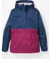 chaqueta precip eco anorak azul marmot