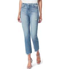 women's joe's the hi rise honey high waist crop curvy bootcut jeans