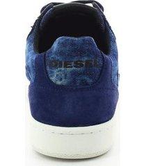 tenis casuaesl deportivo marca diesel color azul diesel - azul