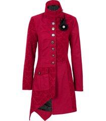 cappotto corto (rosso) - rainbow