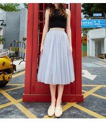 light grey midi length tulle skirt tulle midi skirt plus size gray party skirts