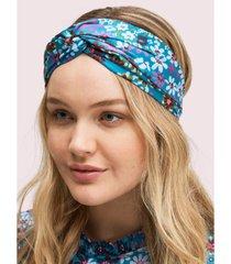 kate spade new york pacific petals silk headband