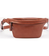 women's lacie belt vegan bag leather crossbody brown vegan leather from sole society