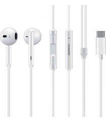 audifonos cm33 usb tipo c blanco huawei