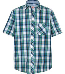 overhemd roger kent marine::groen