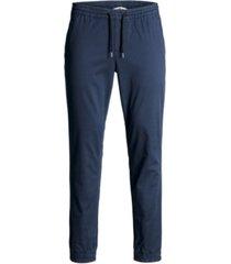 jack & jones men's gordon slim fit cuffed pants