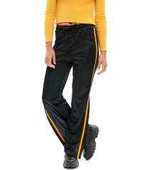 pantalón naranja 47 street jenny