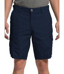 newport twill cargo shorts