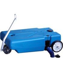 barker 42 gallon 4-wheeler tote along