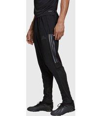 pantalón de buzo adidas performance afa tr pnt negro - calce regular