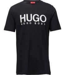 dolive t-shirts short-sleeved svart hugo