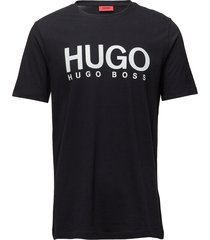 dolive t-shirts short-sleeved svart hugo