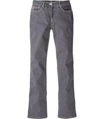 bio-jeans bootcut, grijs 40/l30
