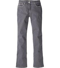 bio-jeans bootcut, grijs 42/l30