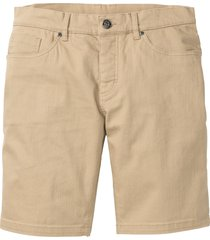 bermuda elasticizzati regular fit (beige) - bpc bonprix collection