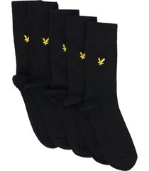 strumpor core socks plain 5-pack