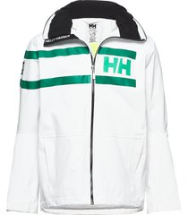 salt power jacket tunn jacka vit helly hansen