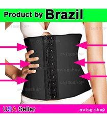 waist cincher belt workout original latex brazilian body shapewear tummy girdle