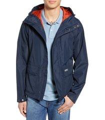 men's barbour foxtrot waterproof hooded jacket, size - (nordstrom exclusive)
