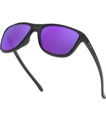 gafas oakley reverie black ink w/ violet iridium