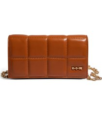 house of want we browse vegan leather wallet crossbody bag in camel at nordstrom