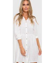 vestido blanco nano