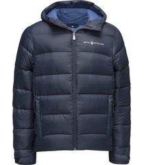 gravity down jacket outerwear sport jackets blå sail racing