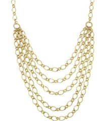 2028 layered chain necklace